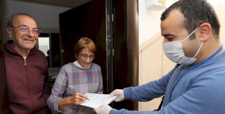 Ölen yakını için planladığı cenaze yemeği parasını belediyeye bağışladı