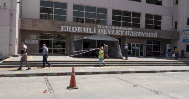 Mersin'de İntihar eden işçide korona çıktı