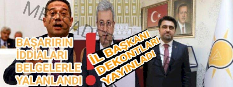 FLAŞ GELİŞME… AK PARTİ, KİRA DEKONTLARINI KAMUOYUYLA PAYLAŞTI!