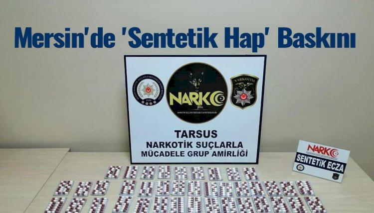 Tarsus'ta Uyuşturucu Operasyonu: 2 Kişi Tutuklandı