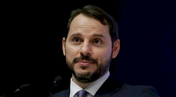 Son dakika: Hazine ve Maliye Bakanı Berat Albayrak'tan istifa paylaşımı