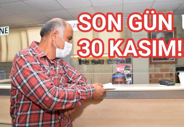 EMLAK VE ÇTV'DE SON GÜN 30 KASIM