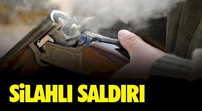 MERSİN'DE SİLAHLI SALDIRI