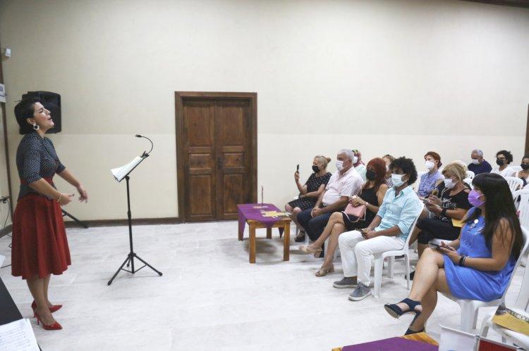 """Mezitli'de """"Taş Mektep Gün Batımı Konserleri""""nde Muhteşem Final"""