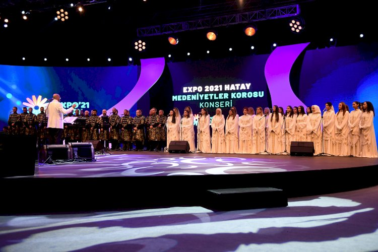 BAŞKAN SEÇER, 'EXPO 2021 HATAY LANSMANI'NA KATILDI